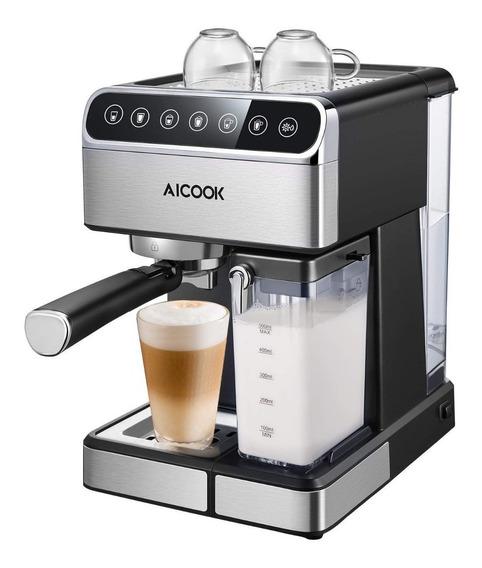Máquina De Café Espresso Espumador Automático De Leche
