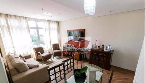 Apartamento Com 2 Dormitórios À Venda, 80 M² Por R$ 390.000 - Ipiranga - São Paulo/sp - Ap13145