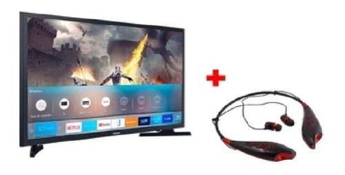 Imagen 1 de 10 de Smart Tv Samsung Un32t4300agxzd Led Hd 32