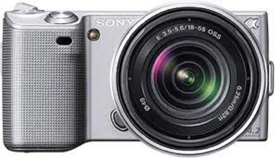 Camera Sony Nex 5r + Lentes