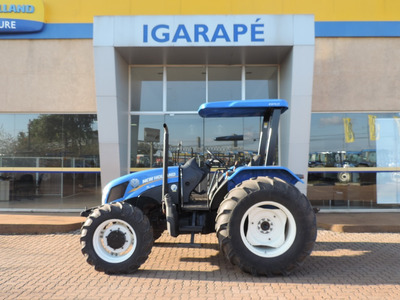 Trator New Holland - Nh Tl 75