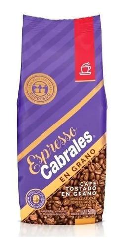 Cafe Grano Super Cabrales Oro 500gr Tostado