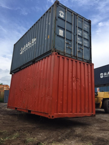 Contenedores Marítimos Containers 40' St San Lorenzo