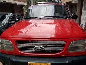 Ford Explorer 2000 Rojo 3 Puertas