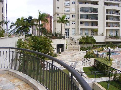 Apartamento À Venda, 170 M² Por R$ 1.620.000,00 - Santo Amaro - São Paulo/sp - Ap3421