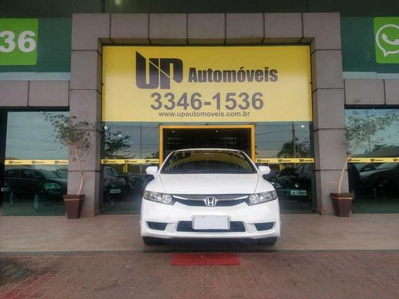 Honda Civic 1.8 Lxs 16v Flex 4p Manual 2010