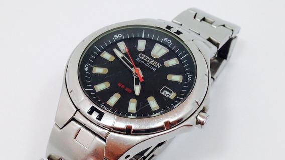 Reloj Original Citizen Eco Drive (inv 902)