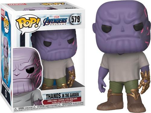 Funko Pop! 579 Thanos In The Garden Avengers End Game Candos