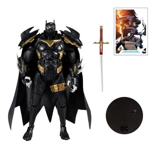 Imagen 1 de 2 de Azrael Batman Armor Azbat Mcfarlane Toys