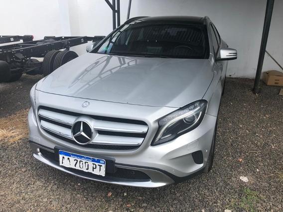 Mercedes Benz Gla 200 Urban 1.6 156cv Caja Automatica 2016