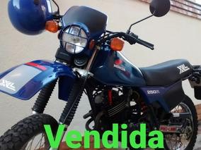 Honda Xl 250 R R