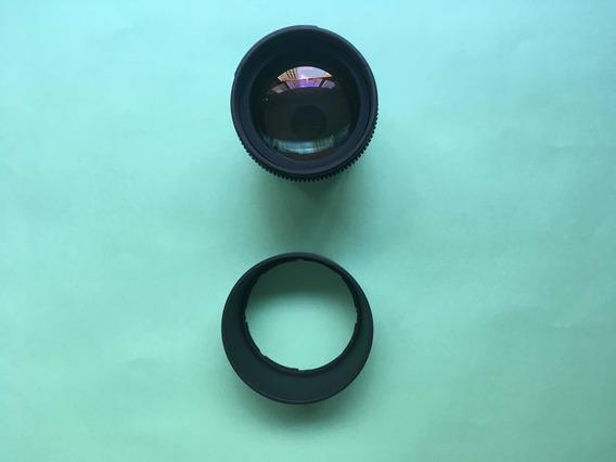 Lente Rokinon Cine Ds 85mm T1.5 (canon)