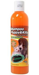 Shampoo Y Collar Antipulga Para Gato Y Gatitos Biomaa Hartz