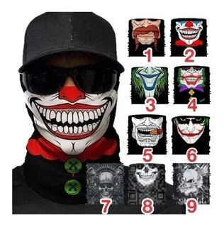 Pack X 2 Cuello Multifuncion Termico Mascara Balaclava