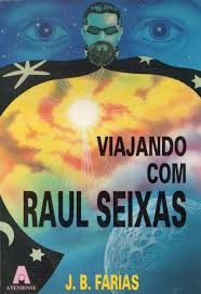 Livro Viajando Com Raul Seixas (autografado)
