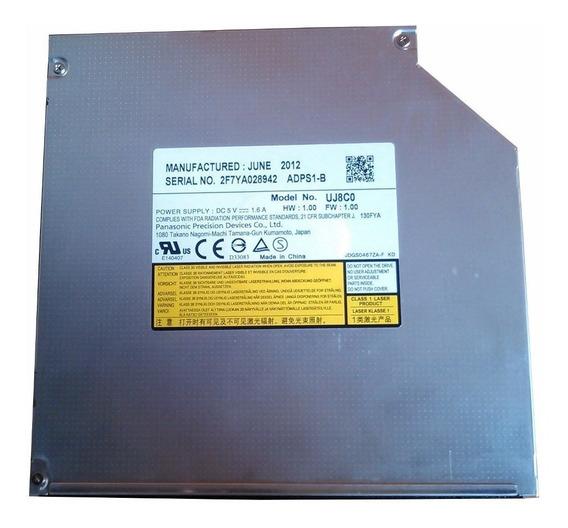 Drive Dvd Panasonic Notebook Uj8c0 / Adps1-b Sata
