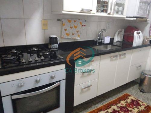 Imagem 1 de 22 de Apartamento Com 2 Dormitórios À Venda, 65 M² Por R$ 299.000,00 - Vila Galvão - Guarulhos/sp - Ap1472