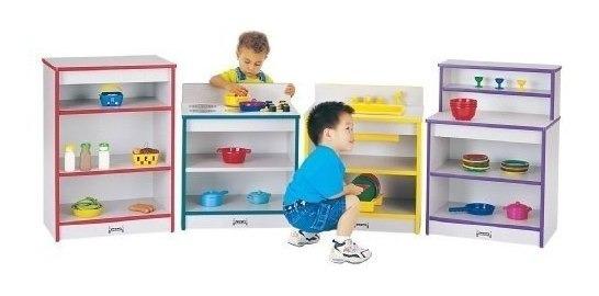 Lavabo Para Niños Pequeños - Teal - Escuela
