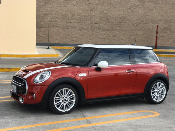Mini Cooper S Chili Mt 2016