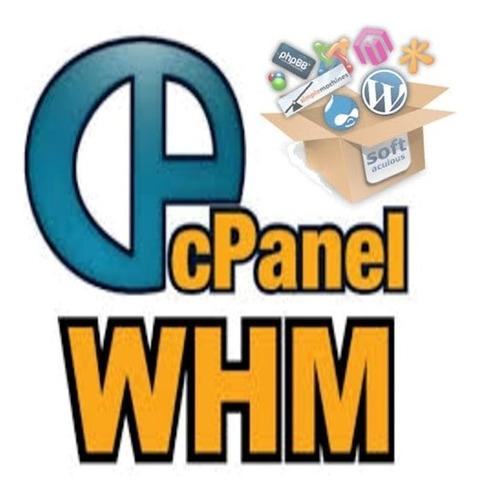 Cpanel & Whm Licença