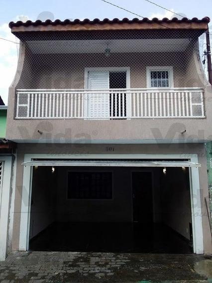 Casa Sobrado À Venda Em Santo Antônio - Osasco - 37331