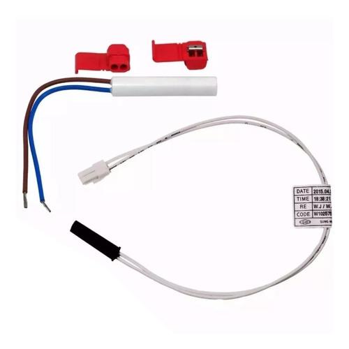 Sensor + Fusível Geladeira Crb36 Crb39 Crm30 Crm33