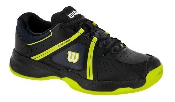 Tenis Wilson Envy Jr Negro Tennis Junior