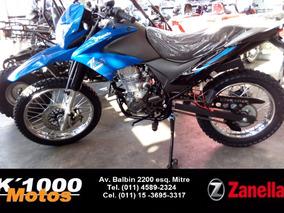 Zanella Zr 200 Enduro Digital 2017 Ahora12 Prest. Personales