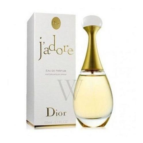 Perfume Importado Christian Dior J'adore Edp X 50 Ml.