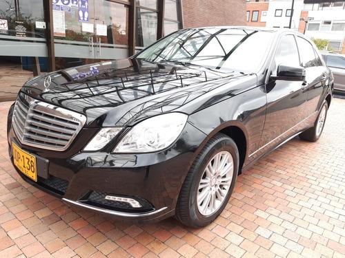 Mercedes Benz Clase E350  En Excelente Estado