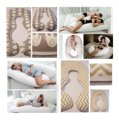 Imagen 1 de 2 de Almohada Maternal- Almohada Para Dormir