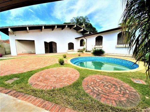 Imagem 1 de 29 de Casa, 241 M² - Venda Por R$ 3.300.000,00 Ou Aluguel Por R$ 10.000,00/mês - Vila Pavan - Americana/sp - Ca1073