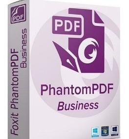 Foxit Phantompdf Business - 9.6.0.25114 - Envio Já