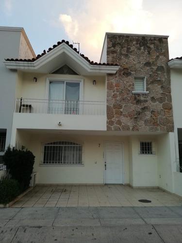 Hermosa Casa En Renta En Rinconada Guadalupe (907)