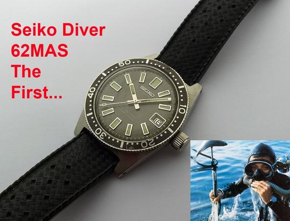 Seiko Diver 62mas - 6217-8001 -100%original - Museu