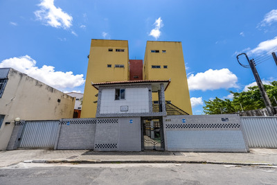 Apartamento Bairro Damas - Sala, 3 Quartos, Garagem Coberta