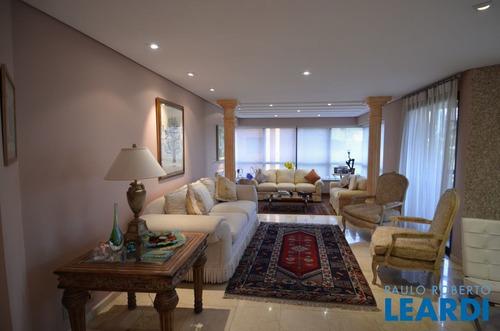 Imagem 1 de 15 de Apartamento - Panamby  - Sp - 617871