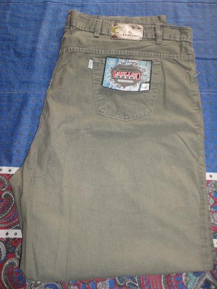 Pantalón Verano Hombre Talle Especial T 80/72/70/68/66/54