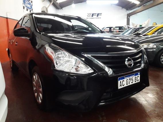 Nissan Versa Sense 1.6 C/gnc 5ta Hermoso No Se Lo Pierda