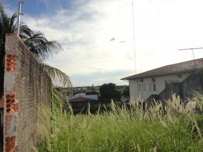 Terreno No Bairro Santa Cruz Em Cuiabá - Mt - 00791