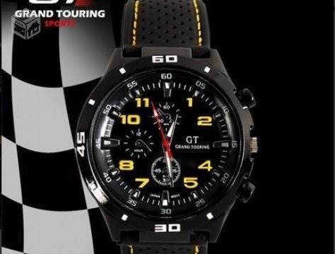 Relógio De Pulso Esportivo Gt - Grand Touring