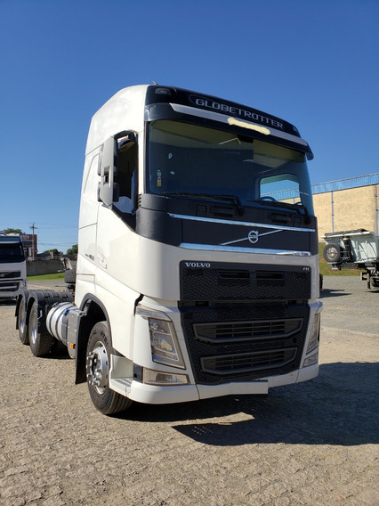 Volvo Fh 460 6x4 Bug Leve I-shift Ano 2016 / Financiamos