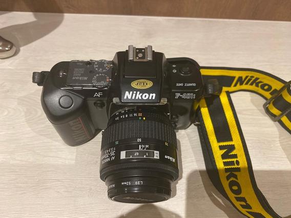 Câmera Nikon F401-s