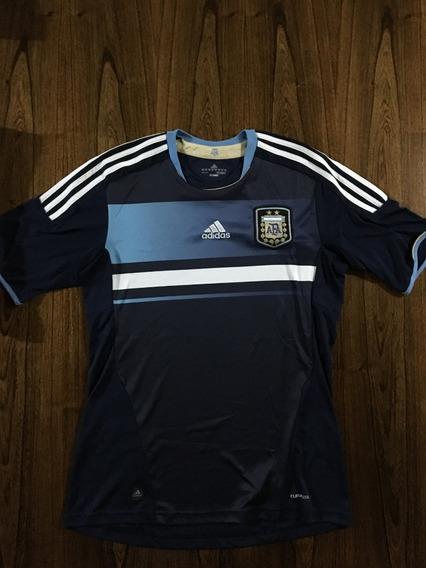 Camiseta Suplente Selección Argentina 2012 - Talle M