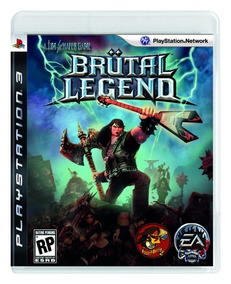 Brutal Legend Seminovo Ps3! Loja Física!
