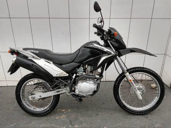 Honda Nxr Bros 125 Es