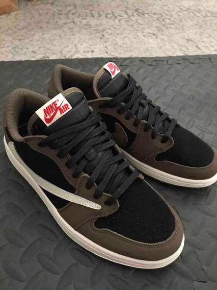 Jordan 1 Travis Scott Low + High