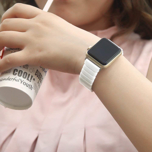 Notocity Compatible Apple Watch Band Series 4/3/2/1 Ceramica