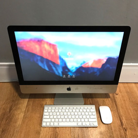 iMac Late 2009 21.5, Core 2 Duo 3,06 Ghz, 4gb Ram, Hd 500gb