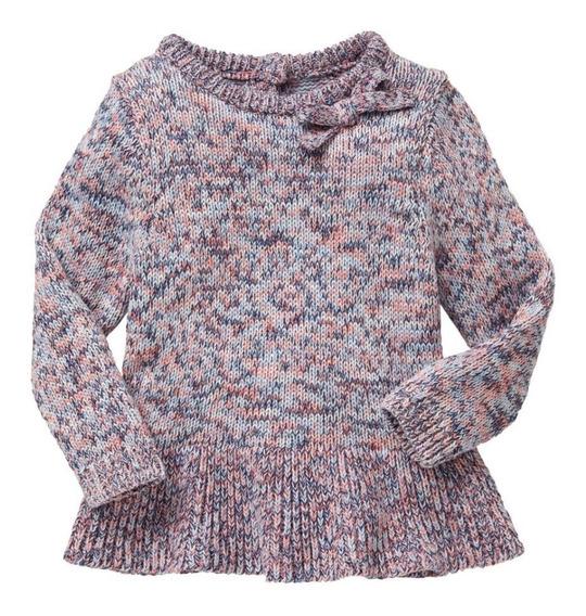 Blusa De Lã Infantil Gap Tam 6 - 12 Meses Meses